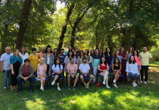 A Xunta apoia o emprendemento e as capacidades dos mozos e mozas mediante o programa Líderes de Futuro