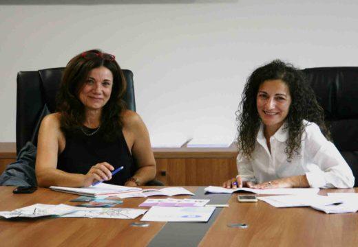 Acordo entre o Concello de Ordes e a Universidade de Vigo para o estudo e a conservación dos murais da vila