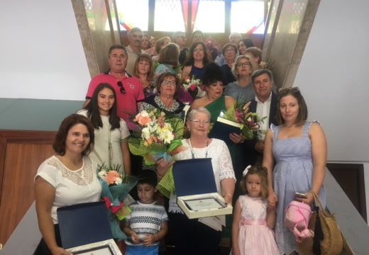 Premiados os mellores xardíns do municipio