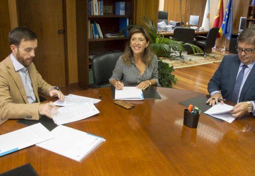 Medio Ambiente ofrecerá prácticas para completar a formación en materia urbanística de alumnos da Universidade da Coruña