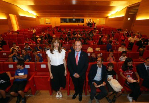A Secretaria Xeral para o Deporte felicitou ao Presidente de ABANCA por investir no deporte de base a través do plan de patrocinios da Fundación Deporte Galego