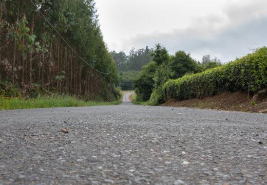 Moeche adxudica a reparación doutros tres quilómetros de pistas municipais