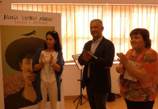 A alcaldesa de Lousame pídelle ao secretario xeral de Política Lingüística que se lle dedique o Día das Letras Galegas a Zernadas de Castro