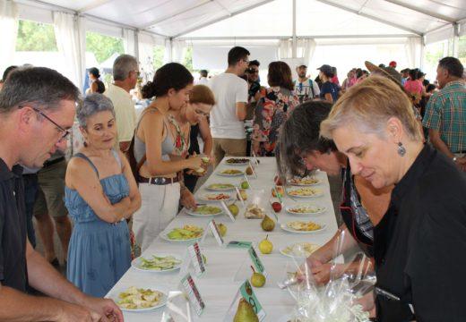 Gran éxito de participación no III Encontro de Saberes e Sabores e na primeira edición da Festa da Froita en San Roquiño (Lousame)