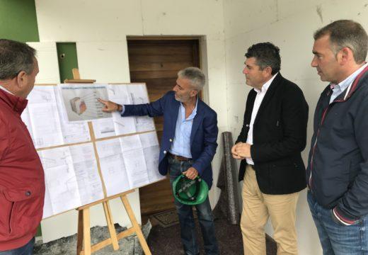 A Xunta inviste 345.000 euros na rehabilitación enerxética de doce Vivendas de Promoción Pública en Cerdido