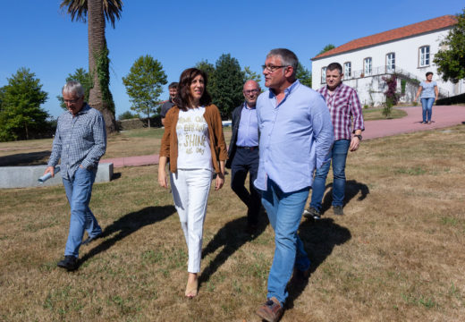 O Concello de San Sadurniño trasládalle á conselleira de Medio Rural varias peticións para o territorio