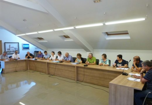 O pleno de Brión aproba por unanimidade a Conta Xeral de 2017