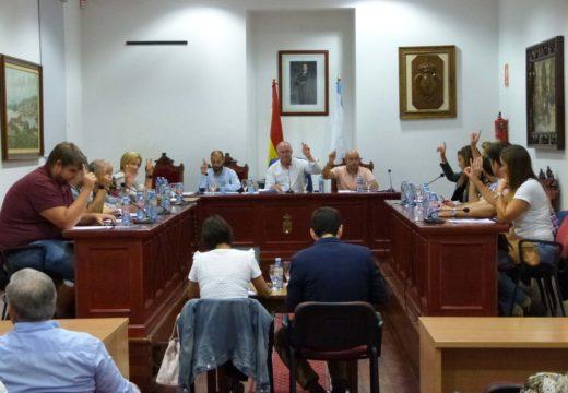 O pleno de Noia aproba investir 357.000 euros do remanente de Tesourería a rematar as obras de rehabilitación do Casino