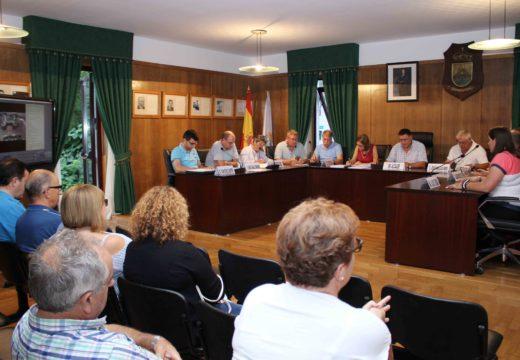 O Concello de Boqueixón inicia a gravación dos plenos municipais