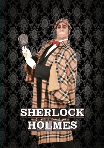 """A Casa da Cultura de Lousame acolle este domingo """"Sherlock Holmes"""", un espectáculo de maxia teatralizada de Cayetano Lledó"""