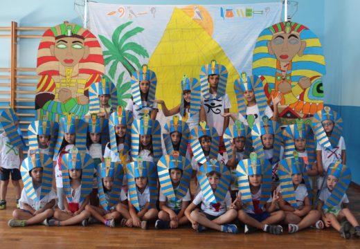 Máis de 150 rapaces e rapazas de Boqueixón participaron no Verán Activo