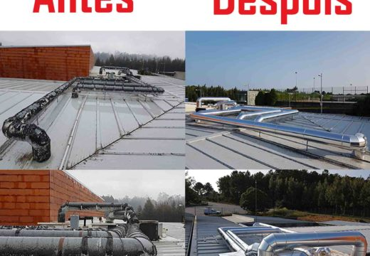 Investimento de preto de 145.000 € para mellorar as instalacións da piscina Iván Raña