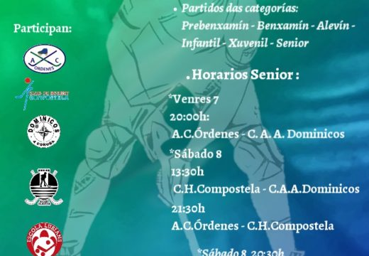 III Torneo Hóckey sobre Patíns A.C. Órdenes