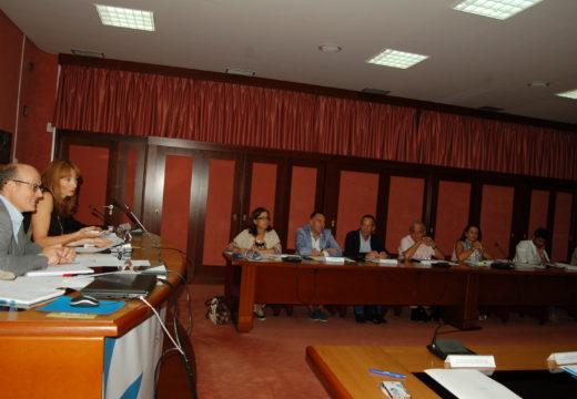 A Secretaría Xeral para o Deporte, Marta Míguez, ven de por en marcha esta mañá a Comisión Galega de Control da Violencia