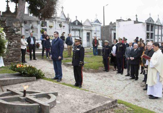 O pobo de Ordes dedícalle a Manuel Lois García o Día de todos os santos