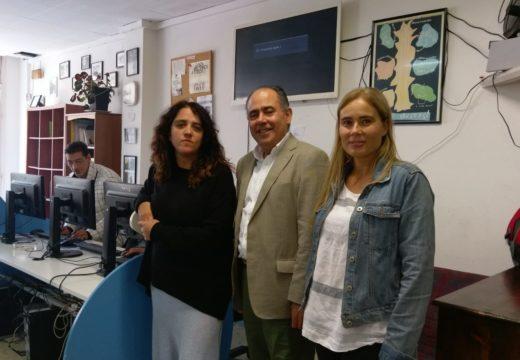 A Xunta e CASCO traballan pola integración das persoas en situación de exclusión social e afectadas polo SIDA da Coruña