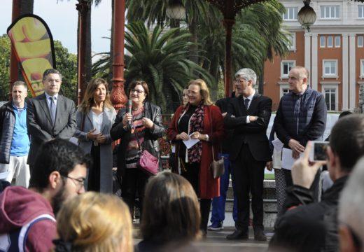 A Xunta de Galicia apoia ás persoas con dano cerebral adquirido na XI Edición da Xornada de deporte adaptado