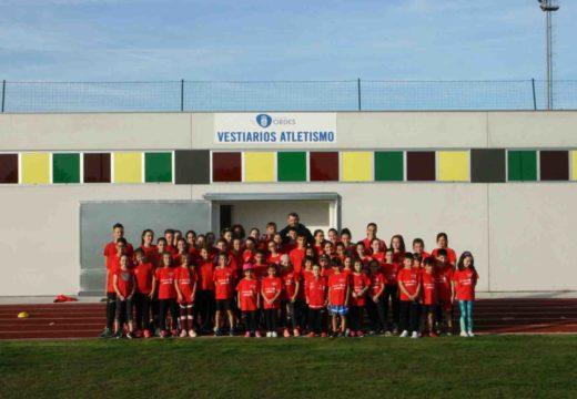 Novas instalacións para o Club Atlética A Silva-Ordes