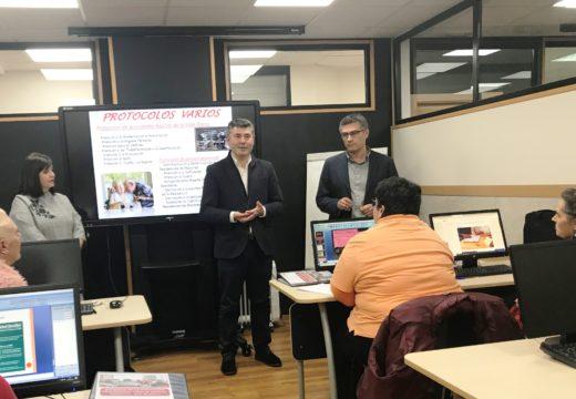 Máis de 900 desempregados mellorarán as súas expectativas laborais grazas aos 61 cursos de formación na comarca de Ferrol