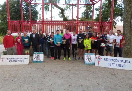 Nuno Costa e María Yolanda Gutiérrez Robles gañan a XXXVI Carreira Pedestre da Amaía (Brión), na que participaron 431 atletas