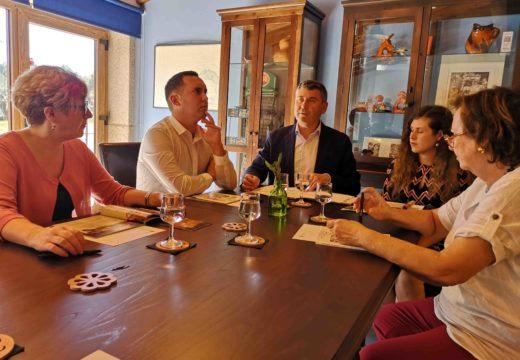 """O """"Outono Gastronómico en Turismo Rural"""" oferta 23 casas de turismo rural con 46 menús diferentes na provincia da Coruña"""