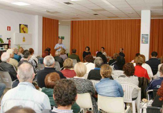 Andaina PSM estrea novo centro de rehabilitación psicosocial e laboral en Ordes