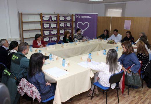 O Concello de Boqueixón constitúe a Mesa Local de coordinación interinstitucional contra a Violencia de Xénero