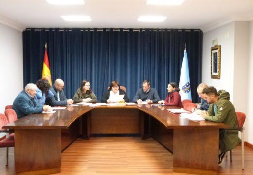 Unanimidade na saída a licitación do Servizo de Axuda no Fogar, modalidade dependencia, do Concello de Lousame por 664.000 euros