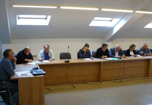 A corporación municipal de Brión insta á Xunta a facer unha senda peonil dun quilómetro entre Perros e San Salvador de Bastavales