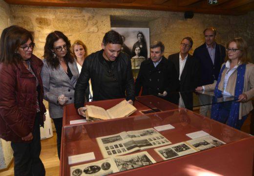 O Museo de Riveira incorpora á súa mostra sobre o Santa Isabel o valioso libro que sobre o naufraxio elaborou Luis Cebreiro