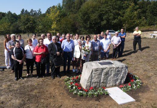 O Concello de Touro inaugura o Parque Público Ramón Diéguez Reboredo