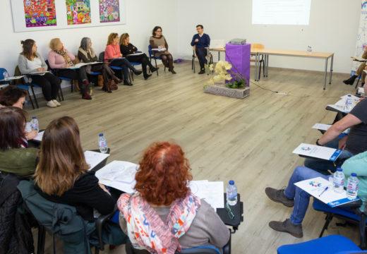 San Sadurniño acolle a sesión de traballo comarcal sobre o Plan de Acción de Servizos Sociais promovido pola Deputación da Coruña