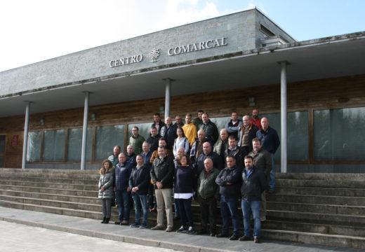 Os empresarios de Ordes valoran o Centro Comarcal como sede oficial para a súa asociación
