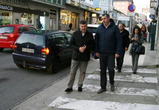 Investimento de 398.000 € para as próximas obras de humanización da avenida Alfonso Senra