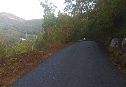 O Concello de Noia investiu 50.000 euros na mellora de dous camiños en Castro e Alvariza