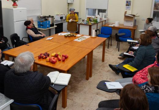 19 persoas participan no curso de conservación de alimentos organizado pola AGFA e o Concello