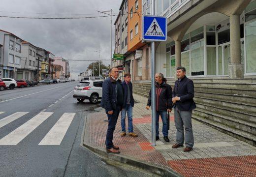 A Xunta inviste 144.000 euros na comarca de Bergantiños en tres actuacións de mellora da accesibilidade nos edificios e espazos de uso público