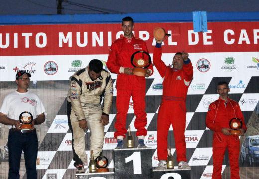 O ordense Iván Muíño proclámase novo campión galego de carcross