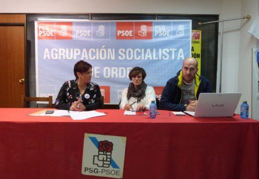 O PSOE de Ordes lamenta que os orzamentos da Xunta non recollan nin un euro de inversión para Ordes e pide o proxecto da rolda suroeste