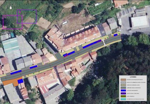 Dez empresas optan á licitación do proxecto de humanización do barrio de San Bernardo, que sae a licitación por case 268.000 euros