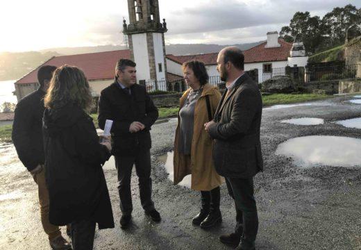 Ovidio Rodeiro destaca que as axudas de cultura e turismo para a mellora da accesibilidade e sinalización deixarán na comarca de Ferrol máis de 208.000 euros