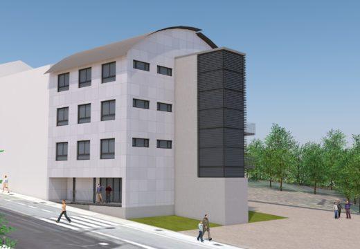 Este venres terá lugar a colocación da primeira pedra do futuro centro sociocomunitario Isabel Zendal