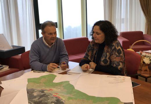Medio Ambiente abre unha rolda de contactos con alcaldes, propietarios e empresas para impulsar o Plan Reitor do Eume