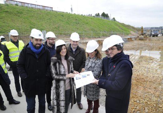 A Xunta mobiliza 30 millóns de euros na urbanización do parque Ofimático na Coruña