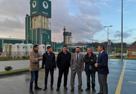 O polígono coruñés de Boqueixón xa ten internet de ata 350 megas grazas ao Plan de Banda Larga da Xunta