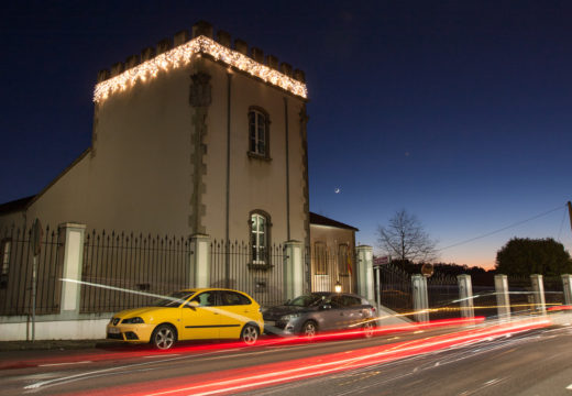 """O """"Circo galaico"""" abre este sábado a programación do Nadal en San Sadurniño"""