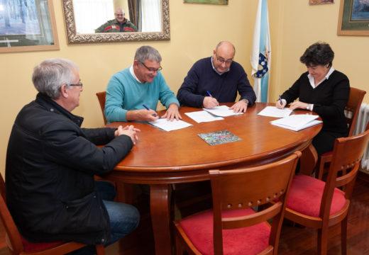 San Sadurniño, Moeche, Cerdido e Valdoviño impulsan un centro comarcal de transformación alimentaria