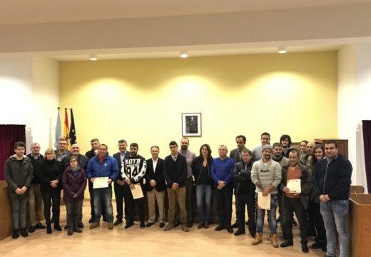 Un total de 85 desempregados de Cabanas, Fene, Mugardos, Neda e Pontedeume e ares rematan a súa formación dentro dos programas integrados de emprego da xunta