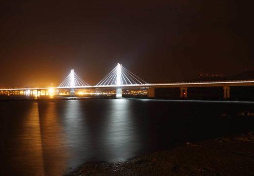 A Xunta adxudica as obras do alumeado da Ponte de Noia por 280.000 euros e un prazo de execución de tres meses