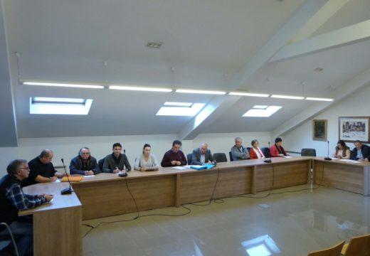 """O Pleno de Brión aproba por unanimidade o """"POS+2019"""", que destina 280.000 euros a obras e case 263.000 euros a gasto corrente"""